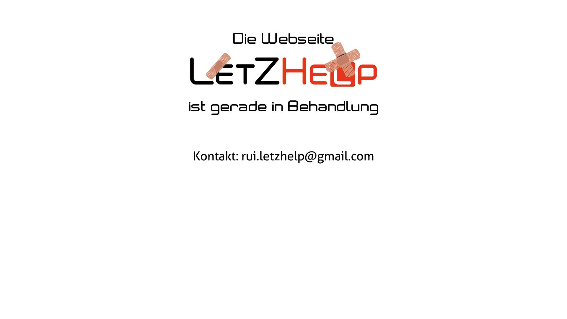 LetZHelp