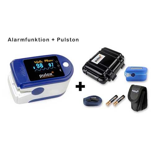 LetZHelp-PO200A-Pulox-Set-Alarm